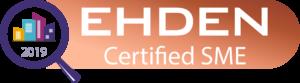 EHDEN-badge
